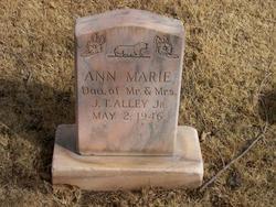 Ann Marie Alley