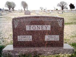 Charles F Toney