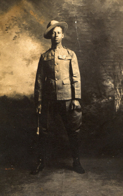 Sgt Lewis Smith