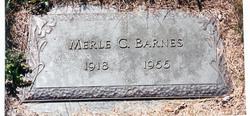 Merle Charleen Barnes
