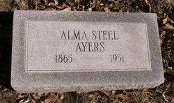 Alma Emma <i>Steel</i> Ayers