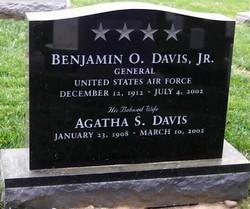 Gen Benjamin Oliver Davis, Jr