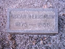 Oscar Reynolds Erickson