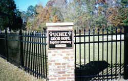 Good Hope Baptist Church Cemetery