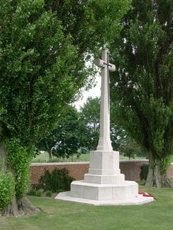 Voormezeele Cemetery Enclosure #03