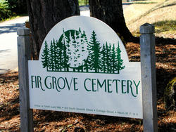 Fir Grove Cemetery