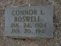 Conner L Boswell