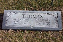 Barbara E. <i>Creed</i> Thomas