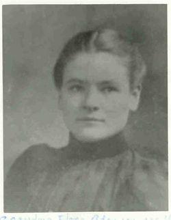 Flora Myrtle <i>Harper</i> Adamson