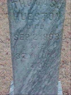 Thomas Jefferson Tom Hueston
