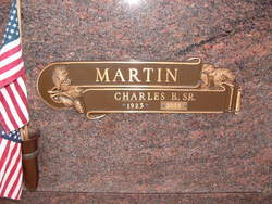 Charles B. Martin, Sr