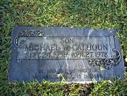 Michael W Calhoun