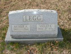 Arthur Kaslin Legg