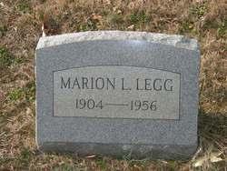 Marion Leaverton Legg
