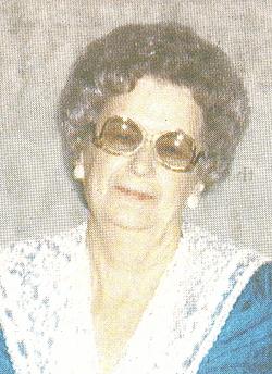 Christine <i>Fowler</i> Dansby