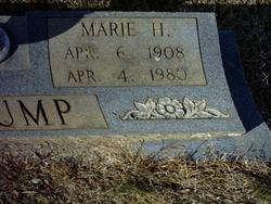 Millie Marie <i>Hall</i> Crump
