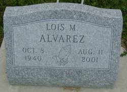 Lois M Alvarez