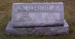 Alice May <i>McNally</i> Albright