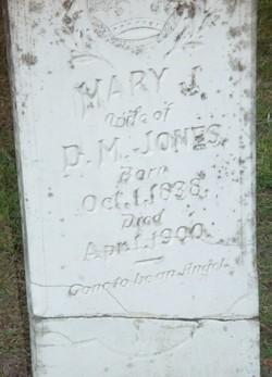 Mary Jane <i>Bennington</i> Jones