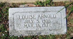 Louise Arnold