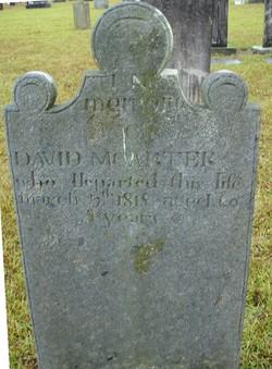 David McCarter