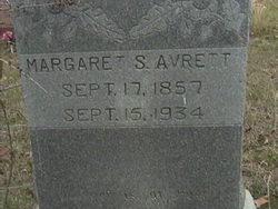 Margaret S <i>Thompson</i> Avrett