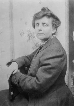 Frances Benjamin Fannie Johnston