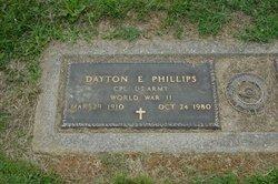 Dayton Edward Phillips