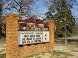 Foster Chapel United Methodist Church Cemetery
