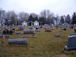 Park View Cemetery at Historic Medford Village