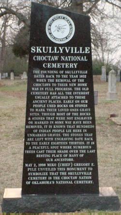 Skullyville Cemetery