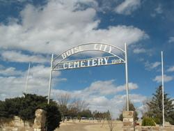 Boise City Cemetery