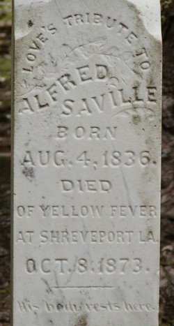 Alfred Saville