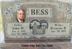 John Williams Bess