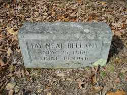 Fay Neal Bellamy