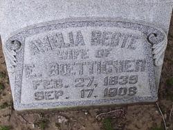 Amelia <i>Beste</i> Boetticher