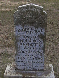 Daniel Pierce Avrett