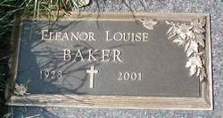 Eleanor Louise Baker