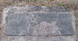 Jefferson Bazemore