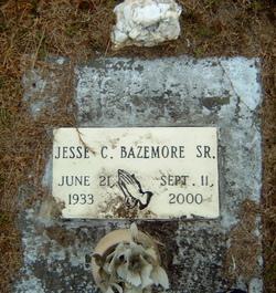 Deacon Jesse C. Bazemore, Sr