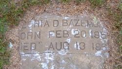Gloria D. Bazemore