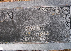 Willie Maude <i>Mobley</i> Dickerson