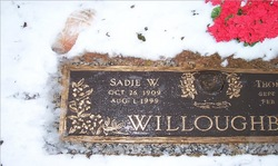 Sadie Virginia <i>Way</i> Willoughby