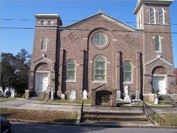 Cashie Baptist Church Cemetery