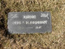 John Peter Bloomquist