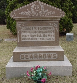 Ida K. <i>Nowell</i> Bearrows