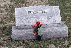 George Daniel Rosensteel