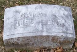 Sarah E. Abernathy