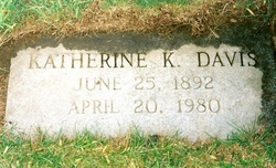 Katherine K. Davis