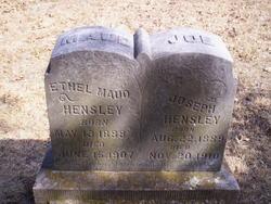 Ethel Maud Hensley